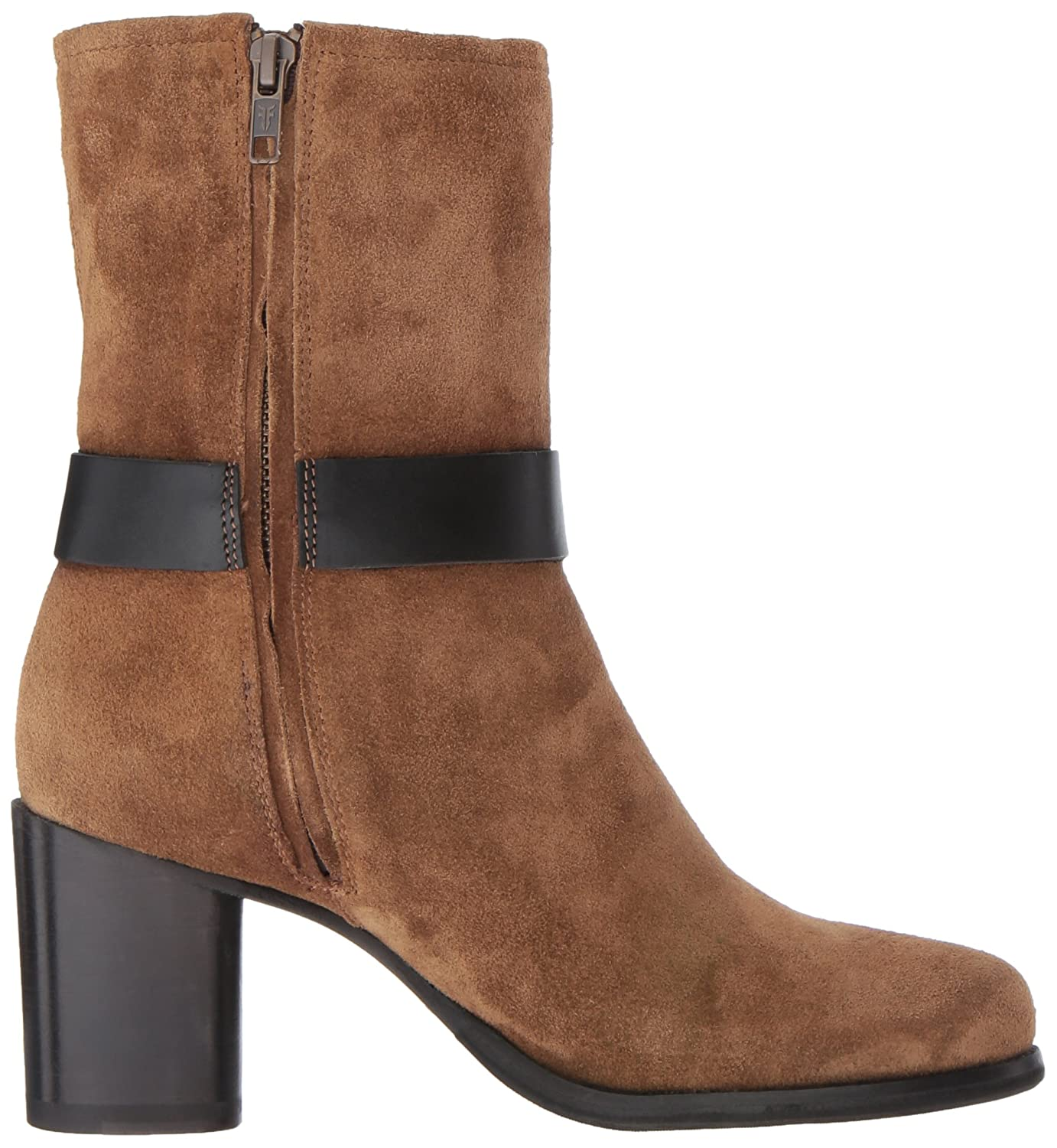 FRYE B01MYXSKPO Women's Addie Harness Mid Boot B01MYXSKPO FRYE 9.5 B(M) US|Chestnut Suede b88a30