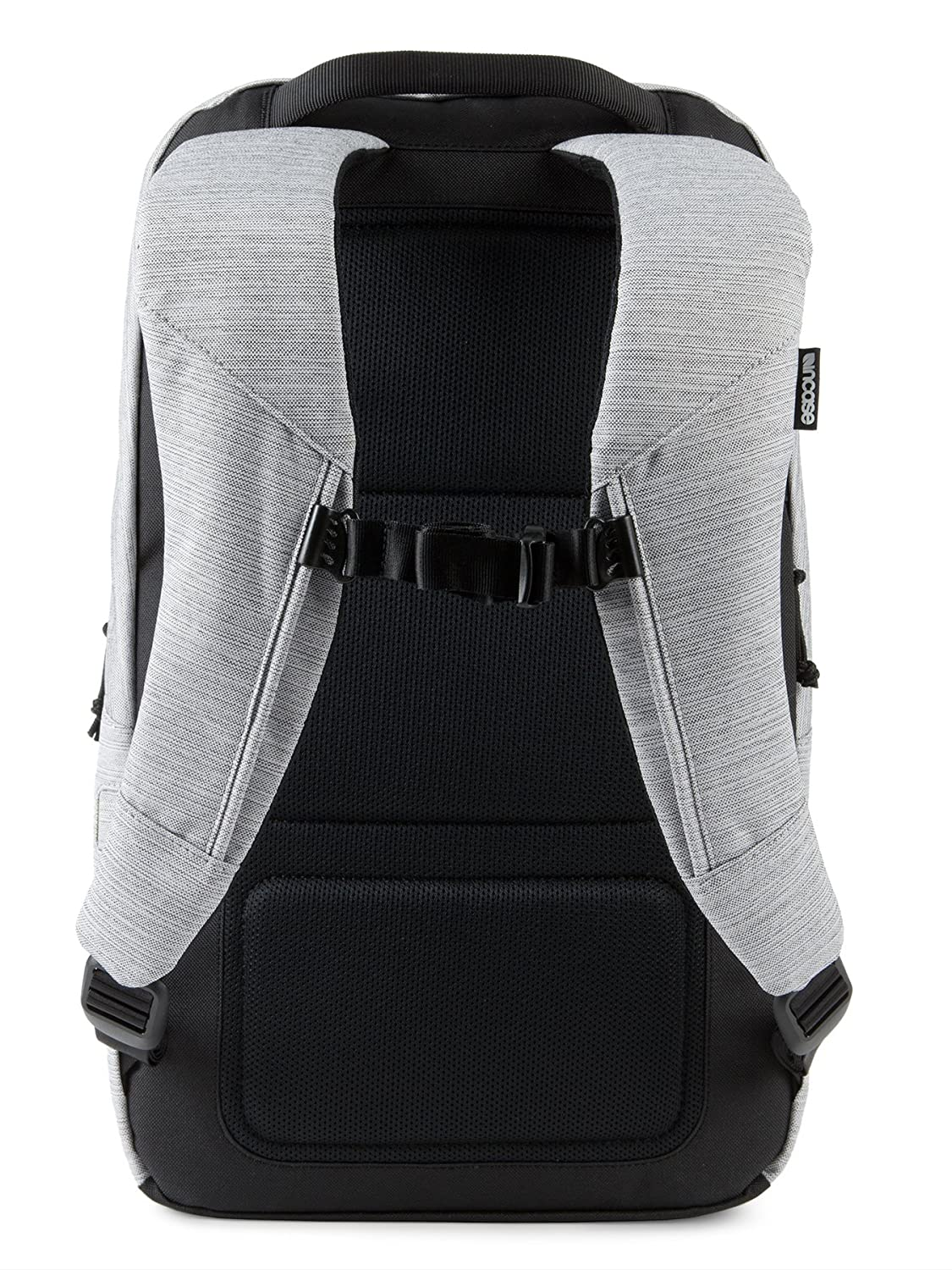 Incase 15.6 Laptop Cargo Backpack, Heather Lunar Rock Black