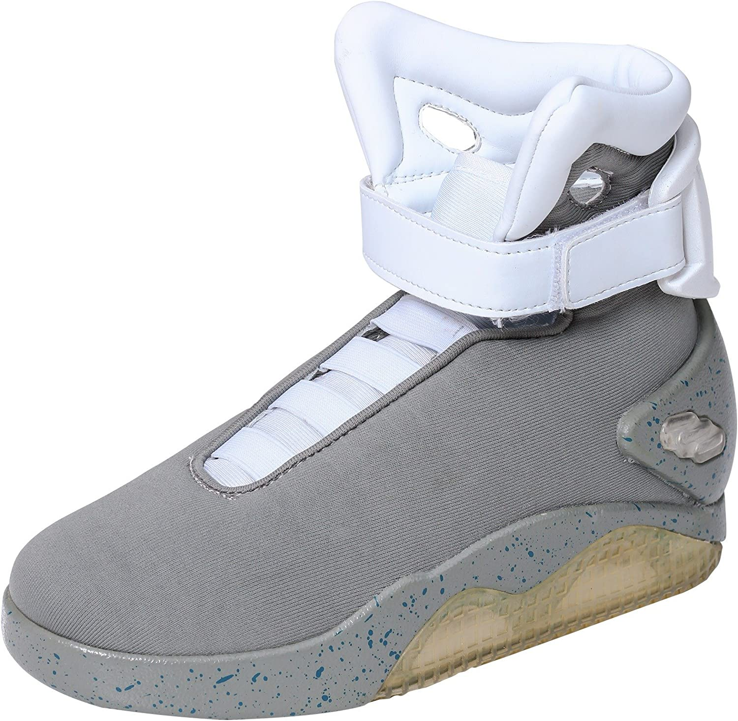 Mal Contribuir Dar permiso  Amazon.com: Back to the Future 2 Light Up Shoes Universal Studios  Officially Licensed: Clothing