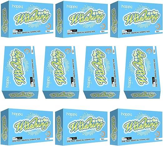 Toallitas de limpieza para superficies, Lommer 10 Pack Toallitas para el hogar de alta gama Toallitas húmedas para toallitas para cocina y baño: Amazon.es: Hogar
