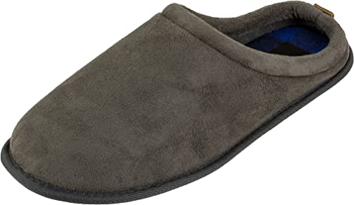 IZOD Mens Slippers, Classic Slip