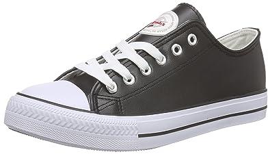 Nebulus Damen Legara Sneakers Schwarz (Black) 38 EU