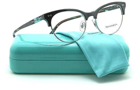 b5e3890b35 Tiffany   Co. TF 2156 Women Oval Glasses Prescription Frame 8001 ...