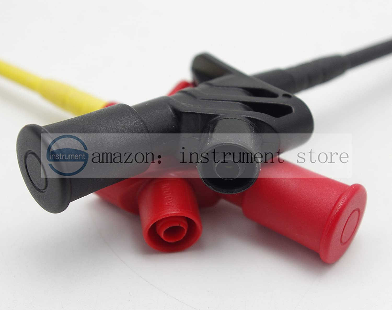 Heavy Duty Insulation Piercing Test Clip, Fully Insulated Quick ...