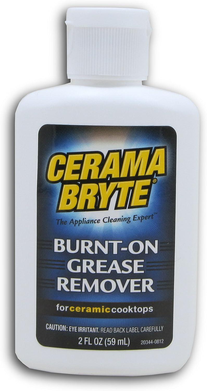 Amazon.com: CERAMA bryte Burnt en grasa Remover, botella de ...