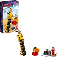 173-Pieces LEGO Movie 2 Emmet's Thricycle Building Kit