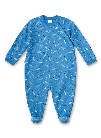 Sanetta Baby-Jungen Schlafstrampler