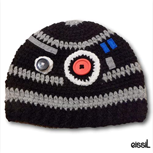 Bb9 Star Wars Crochet Hat Amazon Co Uk Handmade