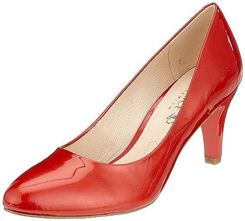 Footwear Womens 22412 Closed-Toe Pumps Caprice vbqjQNIpb3