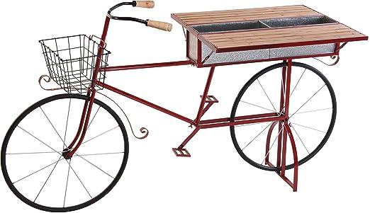 Sparks Barra de Metal para Bicicleta de 1, 5 m, con Caja de Hielo ...