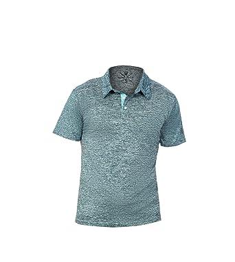 1481ec26 Warriors & Scholars Polo Shirts for Men - Mens Golf Dry Fit Polos Dri Fit  Shirt