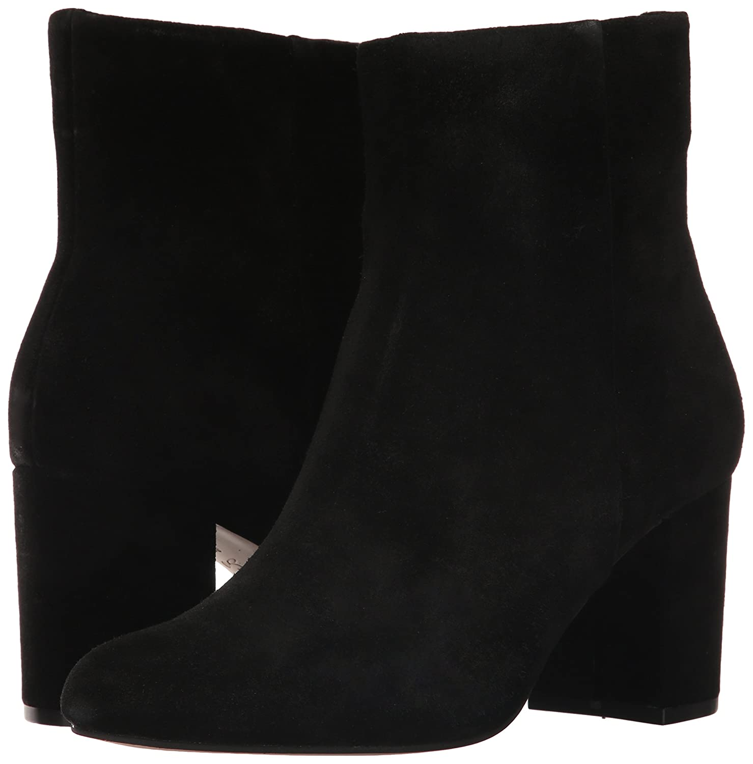 Opportunity Shoes - Corso Como Women's Perfecto Ankle Boot B06WD8CN43 9 B(M) US|Black Split Suede