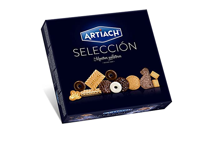 Artiach - Galletas Surtido Selección 300 g: Amazon.es ...