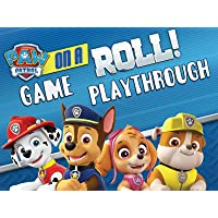 Clip: Paw Patrol On a Roll - Game Playthrough