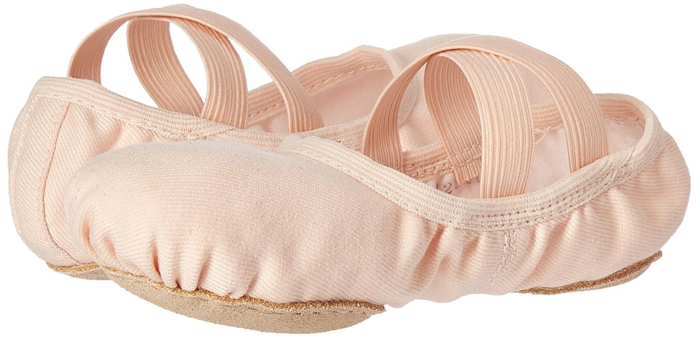 Theatrical Pink Bloch Dance Girls Performa Dance Shoe 1 D US Little Kid