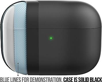 Amazon Com Keybudz Hybrid Shell Hard Cover For Apple Airpods Pro