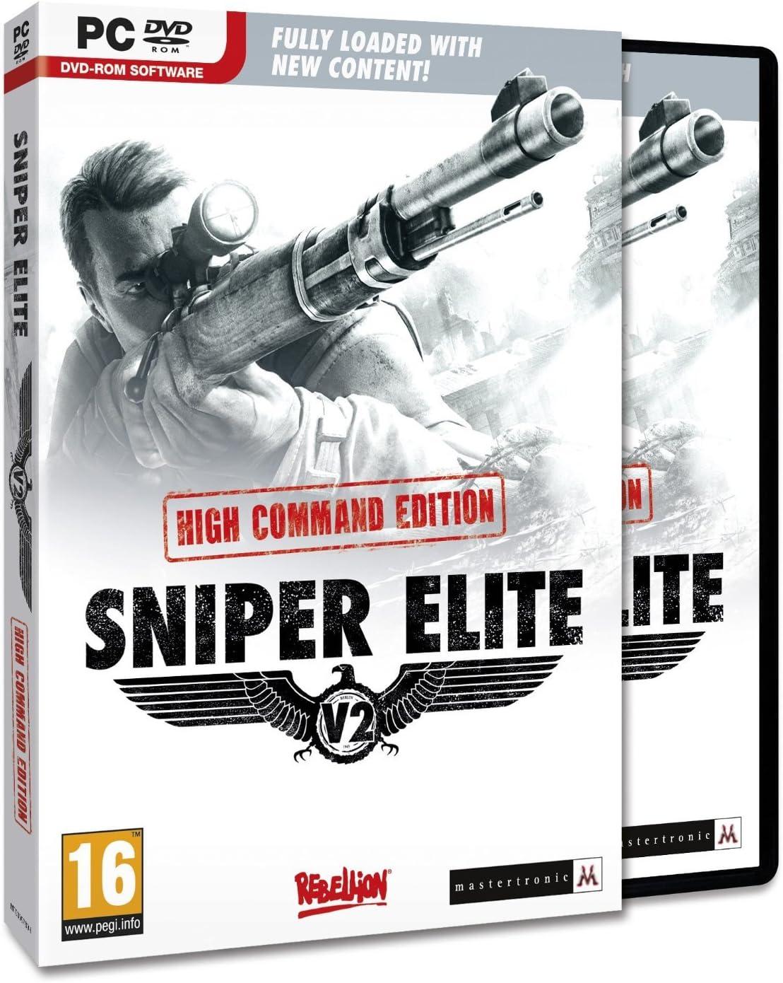 Deep Silver Sniper Elite V2 - Juego (PC): Amazon.es: Videojuegos