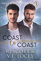Coast to Coast (Raptors Book 1) Kindle Edition