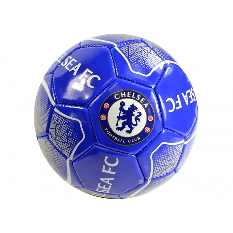 Chelsea FC - Balón de fútbol mini oficial (Mini/Azul): Amazon.es ...