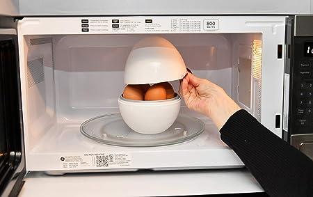 Amazon.com: HOME-X Jumbo - Calentador de huevos para ...