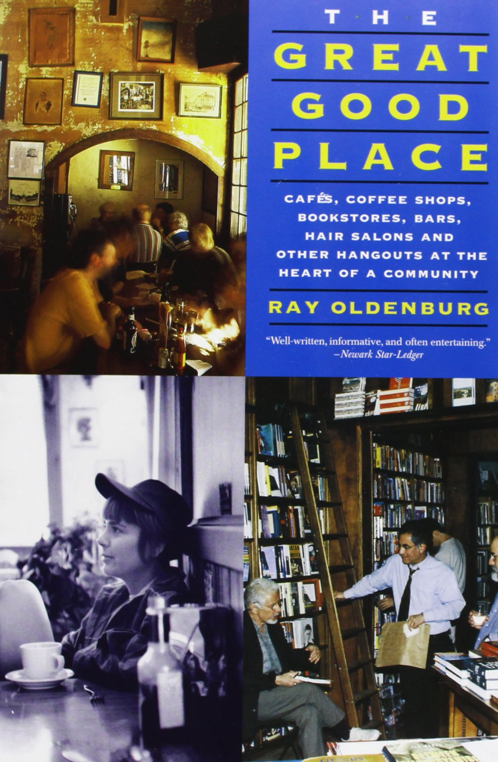 Ray oldenburg