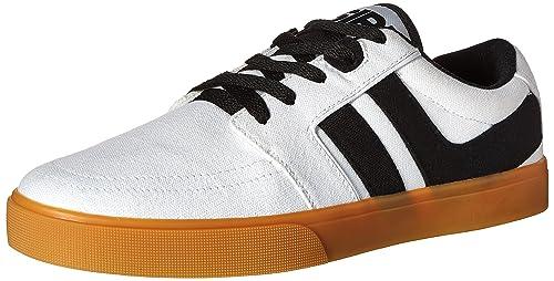 Zapatillas Osiris: Mens Lumin White/Gum WH 10.5 USA / 44 EUR: Amazon.es: Zapatos y complementos