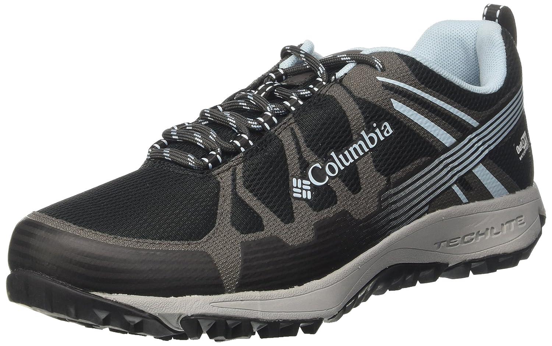 Noir (noir, Oxygen) 38.5 EU Columbia Conspiracy V Outdry, Chaussures de Randonnée Basses Femme