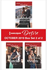Harlequin Desire October 2019 - Box Set 2 of 2 Kindle Edition