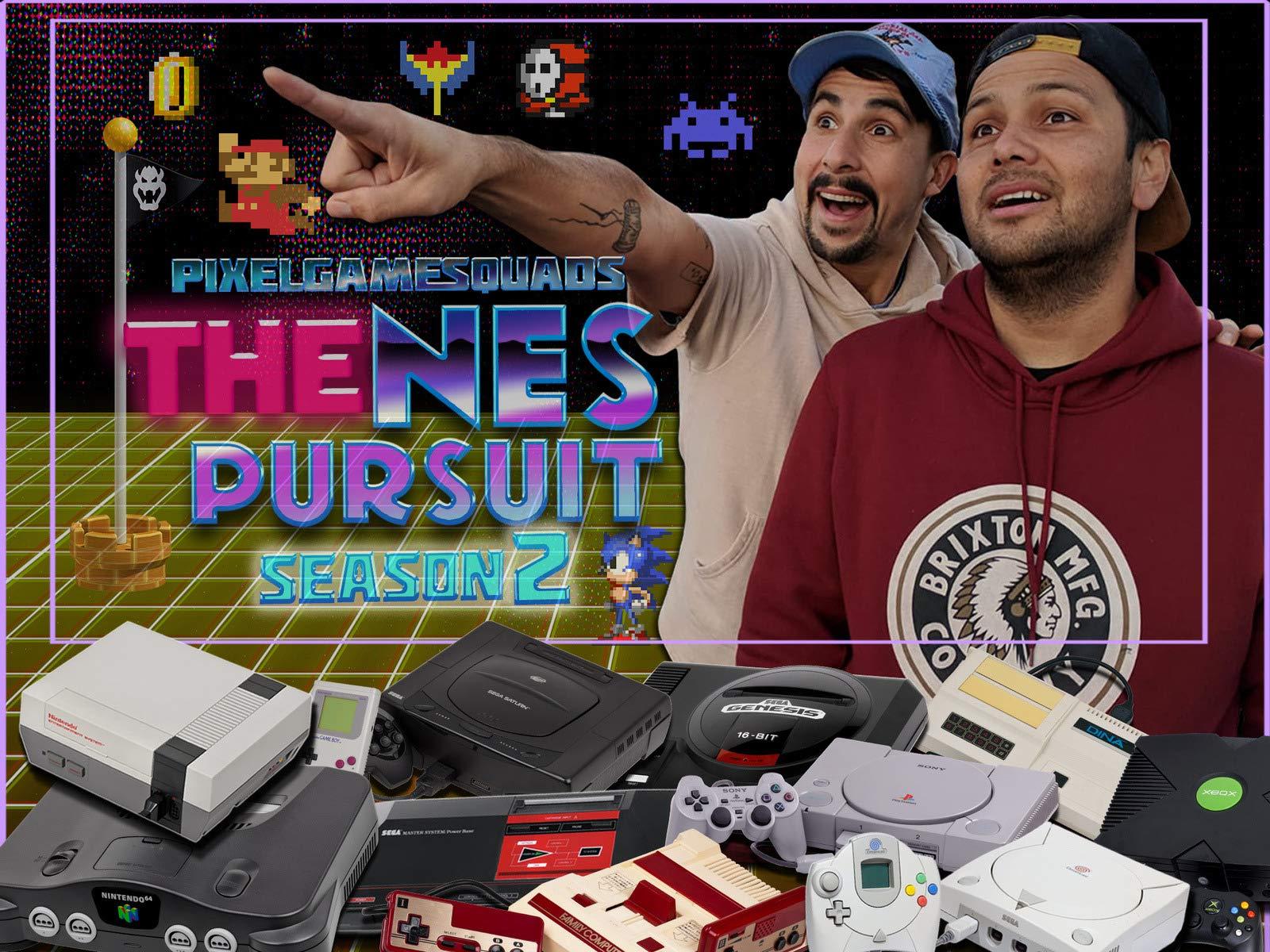 Game Squad's NES Pursuit - Season 2