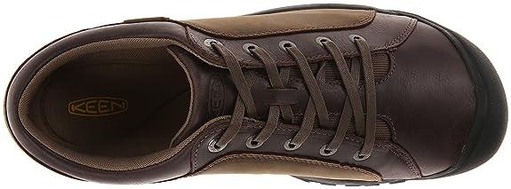 718e260f3bb Amazon.com | KEEN Men's Briggs Leather Casual Shoe, Cascade Brown, 10.5 M  US | Fashion Sneakers