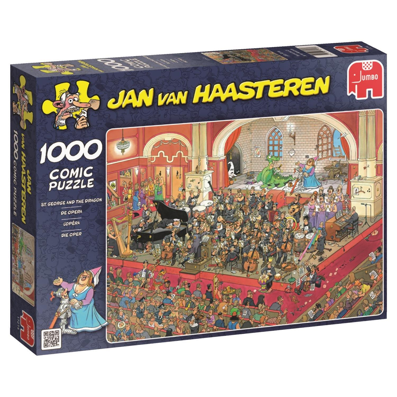 【即納&大特価】 Jan Teile van Haasteren - Die Oper - 1000 B007ITDN64 Teile Oper Puzzle B007ITDN64, 雑貨問屋 いち屋:8b5803d3 --- a0267596.xsph.ru