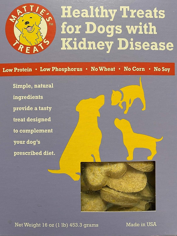 Mattie's Treats Kidney Disease Dog Treats