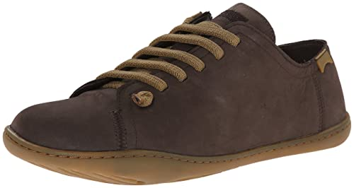 grande vente ee231 fdd67 Camper Peu Cami Men Low-Top Sneakers, Brown (Dark Brown 200), 8 UK (42 EU)