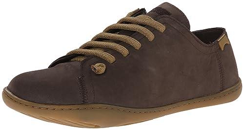 Camper Peu Cami, Zapatillas para Hombre, color Marrón (Chocolate), Talla 44 EU