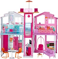 Barbie Pink Passport 3 Story Townhouse Deals