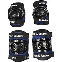 JJ Jonex Protection Kit for Skating, Cycling, Running Blue @ Kin Store (Red, Blue)