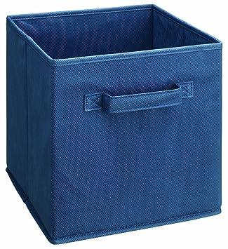 Closetmaid  Cubeicals Fabric Drawer Blue