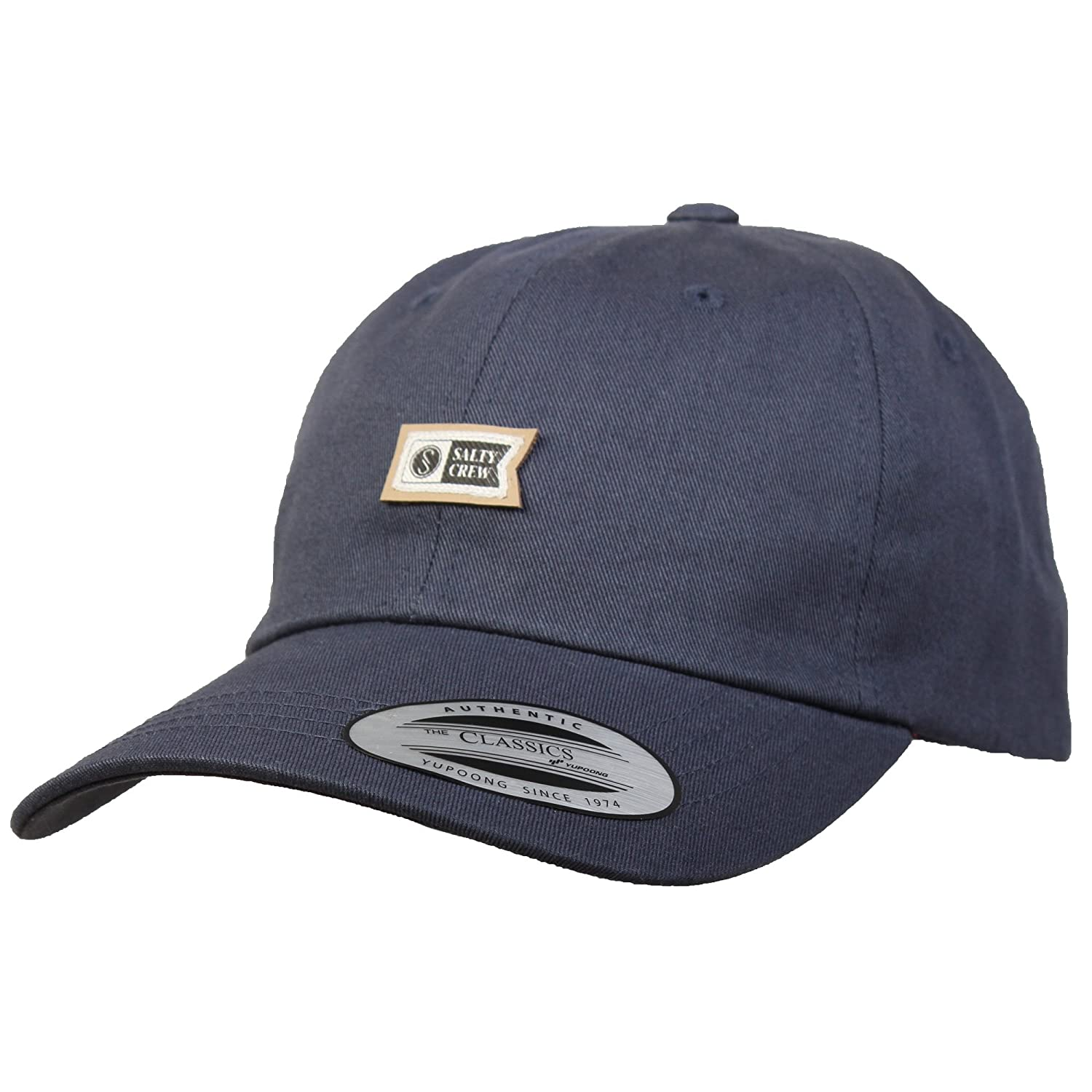 Salty Crew Men s Salty Dad Hat (Navy 95d23b8f0c3