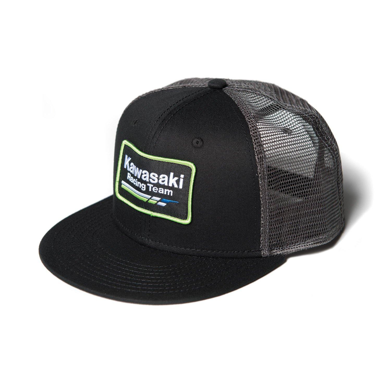 56dea289c1f3d Amazon.com  Factory Effex Kawasaki Racing Hat  Automotive