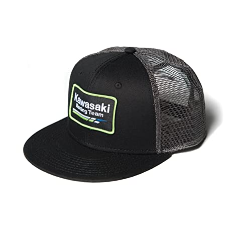 d87eaf26d4e Image Unavailable. Image not available for. Color  Factory Effex Kawasaki  Racing Hat