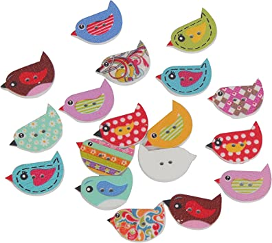 Something Fishy Novelty Buttons//DIY Sewing supplies//Plastic Buttons