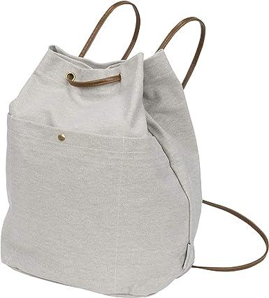 Field & Co Harper - Mochila de algodón con cierre de correa (Talla ...