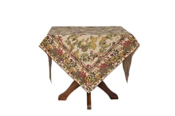April Cornell Reverie Off White 60 X 108 Tablecloth