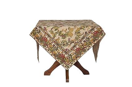 April Cornell Reverie Off White 60 X 108 Tablecloth