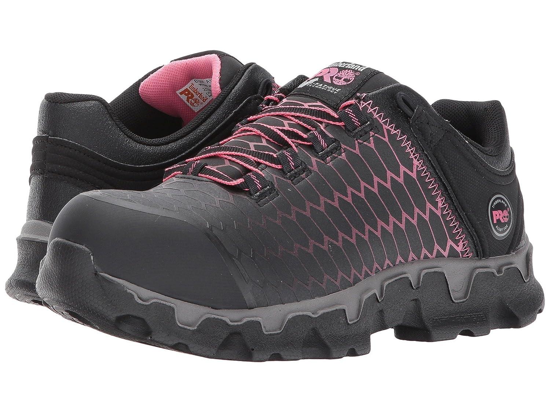 一流の品質 [ティンバーランド] レディースウォーキングシューズカジュアルスニーカー靴 Powertrain cm Sport - Alloy Safety Raptek Toe EH [並行輸入品] B073TKSXCK Black/Pink Raptek 24.5 cm B - M 24.5 cm B - M|Black/Pink Raptek, 岩佐専門店フォーマルバッグIWASA:3a2d4c51 --- hotel.officeporto.com