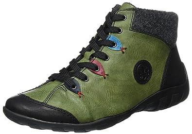 : Rieker L6513 00 00 Size 6 US Brown: Shoes