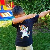 Amazon.com: punzonar unicornio camisa playera y adultos ...
