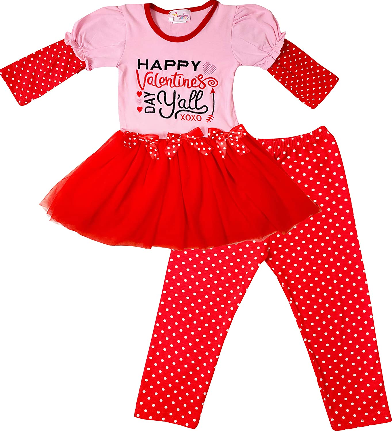 0f8b8cfd9 Amazon.com  Baby Toddler Little Girls Valentine s Day Dress - Unique ...