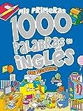 Mis primeras 1000 palabras en inglés (Mis palabras 1000 palabras en inglés con pegatinas)
