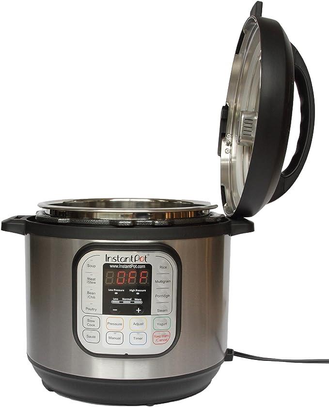 Amazon.com: Instant Pot IP-DUO50, olla de presión ...